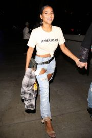 Christina Milian at Drake and Migo's After-party in West Hollywood 2018/10/14 4