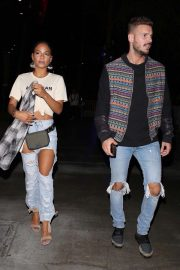 Christina Milian at Drake and Migo's After-party in West Hollywood 2018/10/14 5