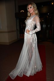 Christine McGuinness at Manchester Fashion Festival at Midland Hotel 2018/10/13 8