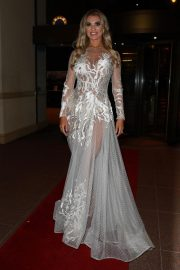 Christine McGuinness at Manchester Fashion Festival at Midland Hotel 2018/10/13 9