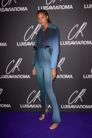 Cindy Bruna at CR Fashion Book Issue 13 Launch in Paris 2018/10/01 3