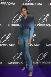 Cindy Bruna at CR Fashion Book Issue 13 Launch in Paris 2018/10/01 5