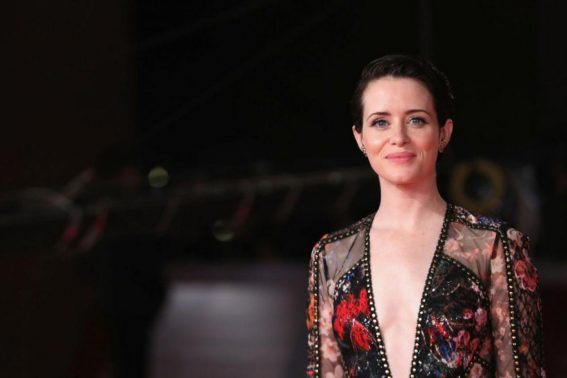Claire Foy at The Girl in the Spider's Web' Premiere at Rome Film Fest 2018/10/24 1