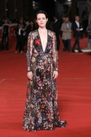 Claire Foy at The Girl in the Spider's Web' Premiere at Rome Film Fest 2018/10/24 5