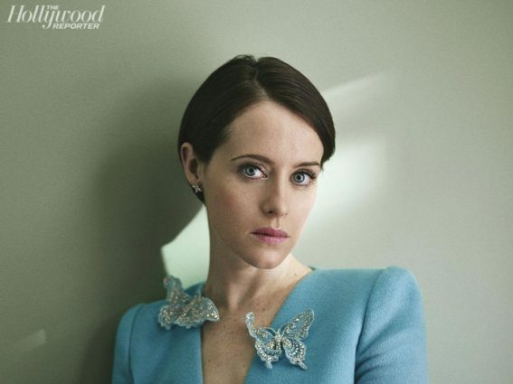Claire Foy in The Hollywood Reporter, October 2018 1