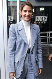 Cobie Smulders at AOL Building in New York 2018/10/24 4