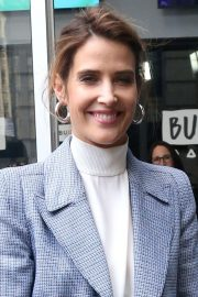 Cobie Smulders at AOL Building in New York 2018/10/24 5