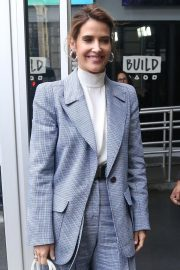 Cobie Smulders at AOL Building in New York 2018/10/24 7