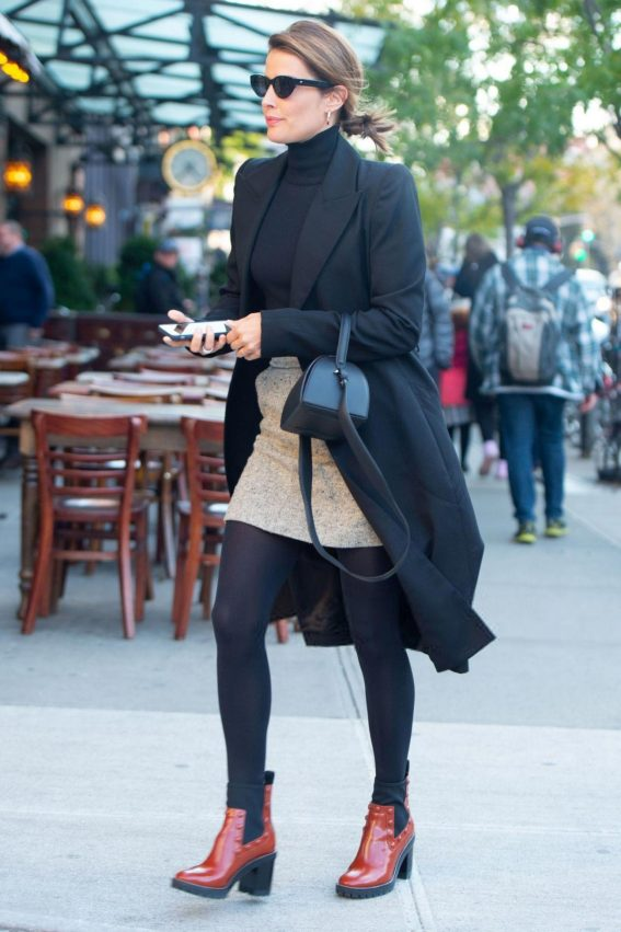 Cobie Smulders Out and About in New York 2018/10/24 1