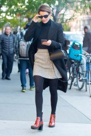 Cobie Smulders Out and About in New York 2018/10/24 7