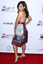Constance Marie at 2nd Annual Dance for Freedom in Santa Monica 2018/09/29 3