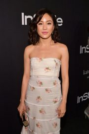 Constance Wu at Instyle Awards 2018 in Los Angeles 2018/10/22 2