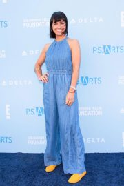 Constance Zimmer at P.S. Arts Express Yourself in Santa Monica 2018/10/07 6
