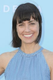 Constance Zimmer at P.S. Arts Express Yourself in Santa Monica 2018/10/07 7