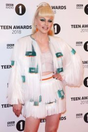 Courtney Act at BBC Radio 1 Teen Awards in London 2018/10/21 5