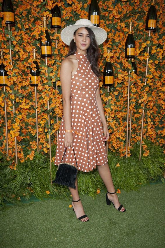 Courtney Eaton at 2018 Veuve Clicquot Polo Classic in Los Angeles 2018/10/06 1