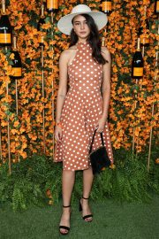 Courtney Eaton at 2018 Veuve Clicquot Polo Classic in Los Angeles 2018/10/06 2