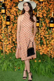 Courtney Eaton at 2018 Veuve Clicquot Polo Classic in Los Angeles 2018/10/06 5
