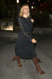 Courtney Love Leaves Arclight Theatre in Hollywood 2018/10/06 6