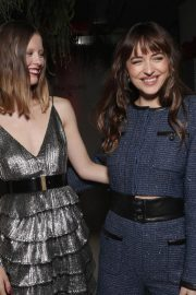 Dakota Johnson and Mia Goth at Suspiria Premiere Party in London 2018/10/16 6