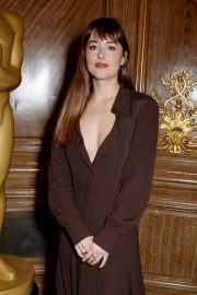 Dakota Johnson at AMPAS Women's Initiative Lunch in London 2018/10/15 1