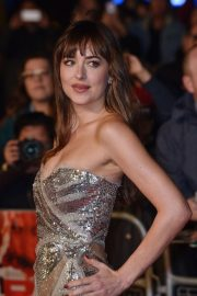 Dakota Johnson at Suspiria Premiere at 62nd 2018 BFI London Film Festival 2018/10/16 1