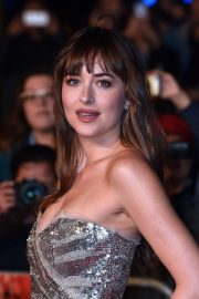Dakota Johnson at Suspiria Premiere at 62nd 2018 BFI London Film Festival 2018/10/16 4