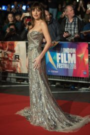 Dakota Johnson at Suspiria Premiere at 62nd 2018 BFI London Film Festival 2018/10/16 6