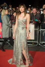 Dakota Johnson at Suspiria Premiere at 62nd 2018 BFI London Film Festival 2018/10/16 9