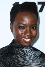 Danai Gurira at The Walking Dead Premiere Party in Los Angeles 2018/09/27 4
