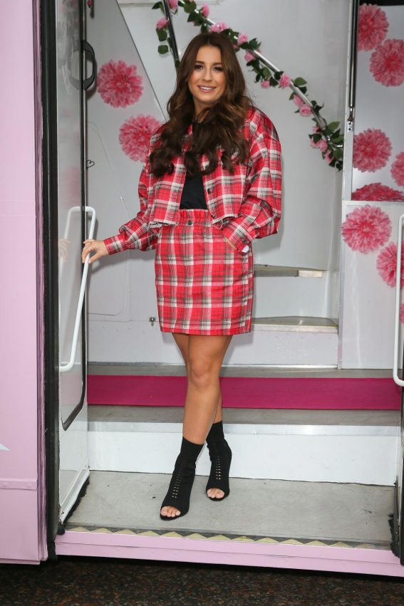 Dani Dyer Launches Her Own Brand in London 2018/10/03 1