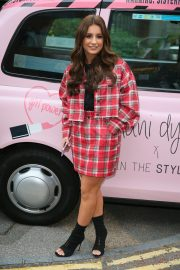 Dani Dyer Launches Her Own Brand in London 2018/10/03 3