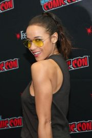 Dania Ramirez at Tell Me a Story Premiere at New York Comic-con 2018/10/05 1