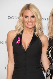 Danielle Armstrong at Breast Cancer Care Fashion Show in London 2018/10/04 1