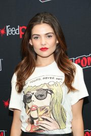 Danielle Campbell at Tell Me A Story Premiere at New York Comic-con 2018/10/05 1