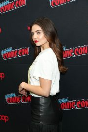 Danielle Campbell at Tell Me A Story Premiere at New York Comic-con 2018/10/05 2