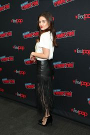 Danielle Campbell at Tell Me A Story Premiere at New York Comic-con 2018/10/05 3