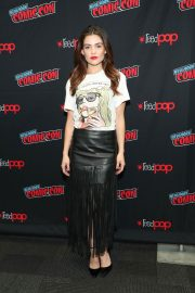 Danielle Campbell at Tell Me A Story Premiere at New York Comic-con 2018/10/05 5