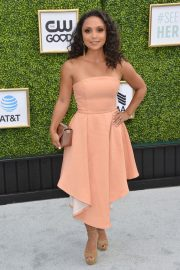 Danielle Nicolet at CW Network's Fall Launch in Burbank 2018/10/14 6