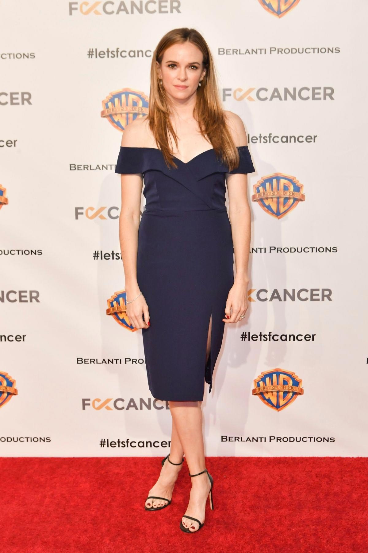 Danielle Panabaker at Barbara Berlanti Fk Cancer Benefit in Los Angeles 2018/10/13 1