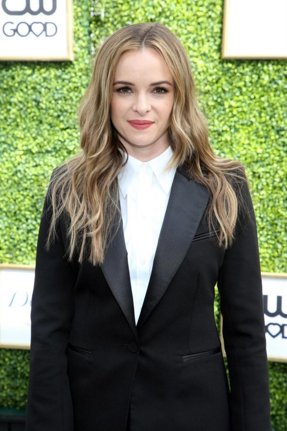 Danielle Panabaker at CW Network's Fall Launch in Burbank 2018/10/14 1
