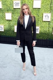 Danielle Panabaker at CW Network's Fall Launch in Burbank 2018/10/14 2