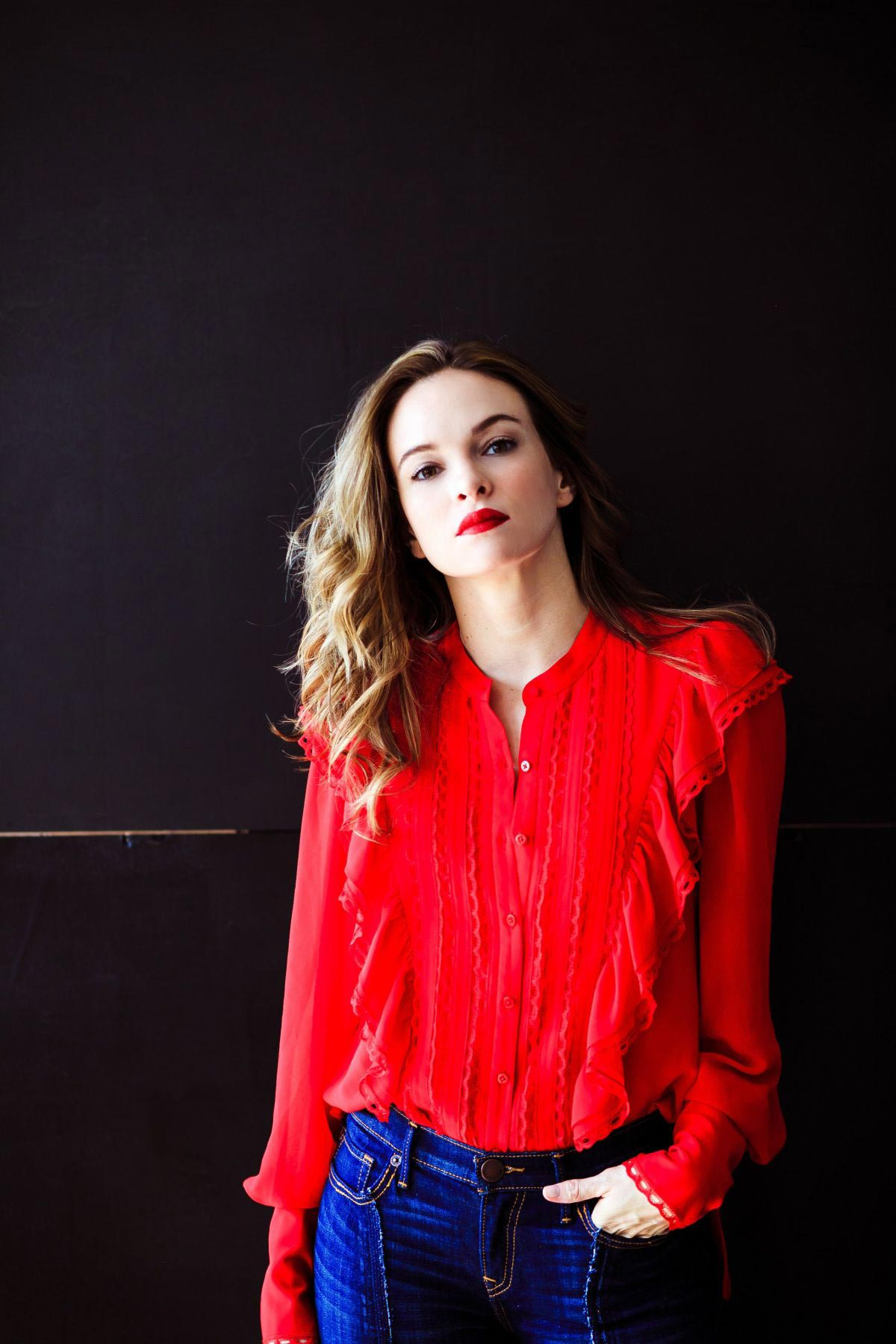 Danielle Panabaker for NKD Magazine, October 2018 Issue 1