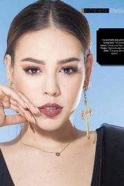 Danna Paola in Estilo DF Magazine, Mexico 2018 1