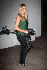 Denise Richards at Vibrato Grill Jazz in Los Angeles 2018/10/12 3