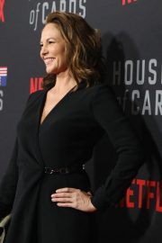 Diane Lane at House of Cards Season 6 Premiere in Los Angeles 2018/10/22 5