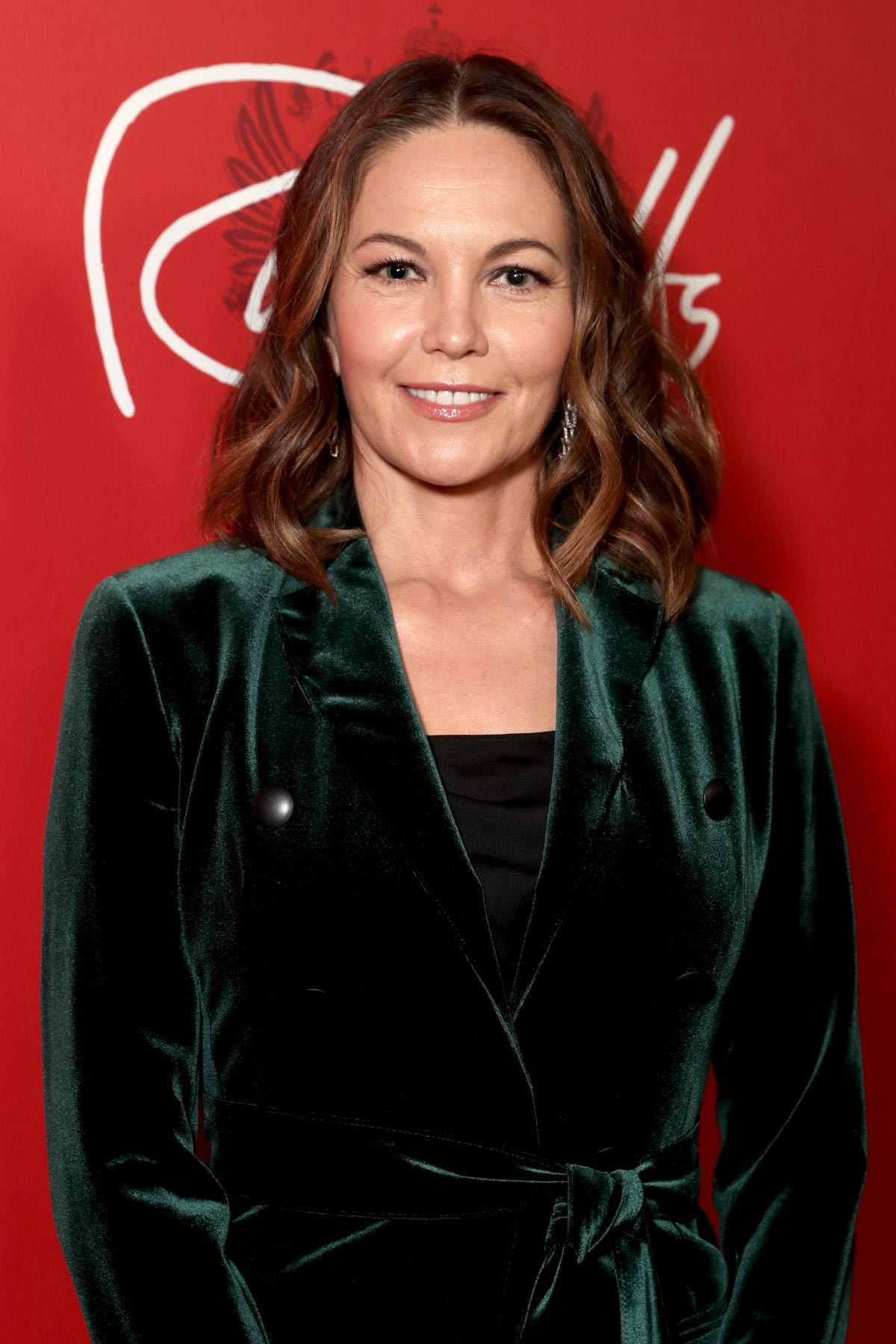 Diane Lane at The Romanoffs Premiere in New York 2018/10 ...