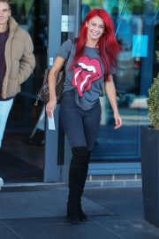 Dianne Buswell Heading to Strictly Come Dancing in London 2018/09/29 1