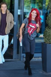 Dianne Buswell Heading to Strictly Come Dancing in London 2018/09/29 5