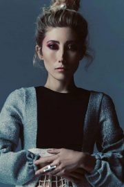 Dichen Lachman for Rogue Magazine Photoshoot 2018 7